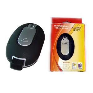 Crazy Ideas - Mouse óptico personalizado sem fio. Sua marca presente no dia a dia dos clientes.