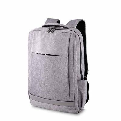 Crazy Ideas - Mochila para Notebook, tecido poliéster, bolso central com porta notebook, mais três bolsos interno porta tablet, celular e carteira, bolso frontal ab...