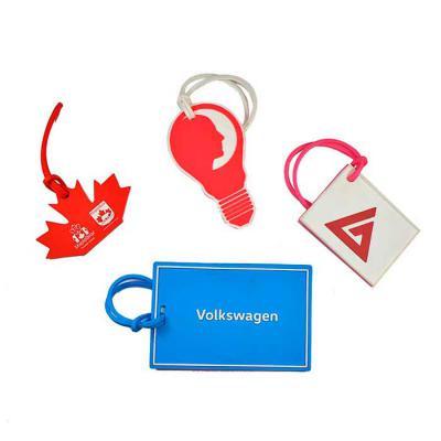 Bright and New - Tag de mala, identificador de bagagem diversos modelos e formatos.