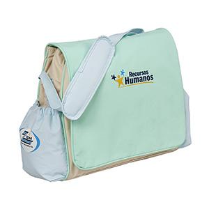 Kriart Brindes - Bolsa Maternidade com Compartimento Térmico.