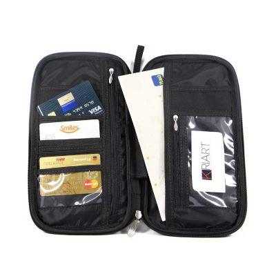 Kriart Brindes - Porta documentos e passaporte