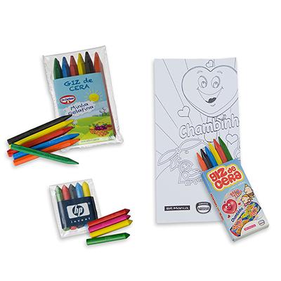 Artebelli Promocional - Kit colorir