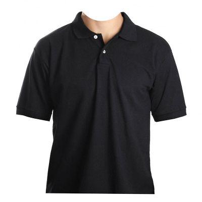 Malgueiro Brindes - Camisa pólo personalizada masculina, sem bolso. Disponível nos tamanhos P, M, G, GG e nas cores azul marinho, preto, roxo, cinza, azul royal, laranja,...