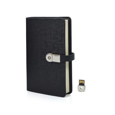 Redd Promocional - Agenda com Pen Drive 4GB Personalizada 1