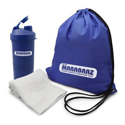 Redd Promocional - Kit Fitness Personalizado com Coqueteleira 1