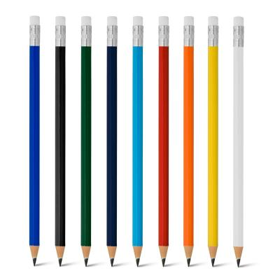 Redd Promocionais - Lápis de Madeira com Borracha Personalizado 1