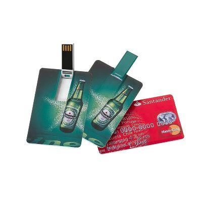 Redd Promocional - Pen drive 4 GB formato de cartão