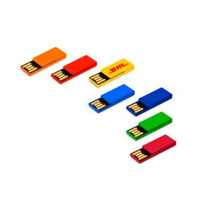 Redd Promocional - Pen Drive Clips 4GB para Brinde Personalizado 1