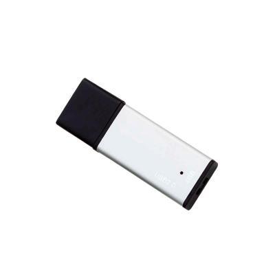 Redd Promocionais - Pen drive personalizado, capacidade de armazenamento de 4Gb , sistema com tampa preta para proteção do compartimento da memória.