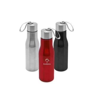 Redd Promocional - Squeeze Garrafa de Metal Personalizada 1