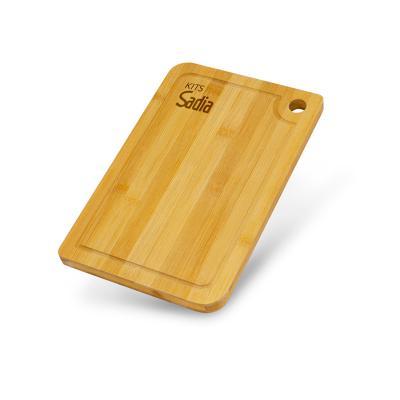 Redd Promocionais - Tábua Em Bambu Personalizada 1
