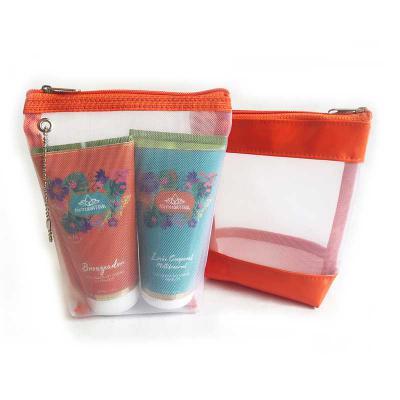 Bag & Pack's - Necessaire verão em tela e em verniz.