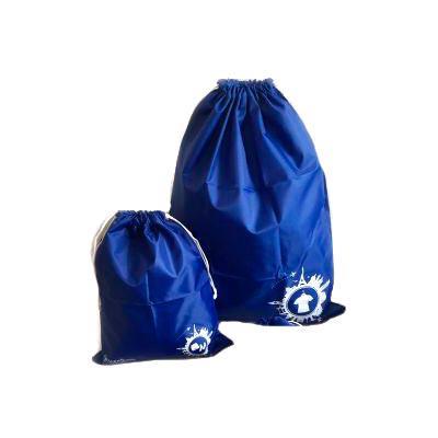 Bag & Pack's - Kit viagem em nylon com 5 peças com impressão em silk screen.