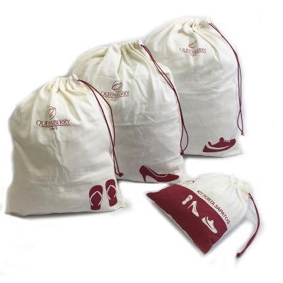 Bag & Pack's - Kit viagem para sapatos