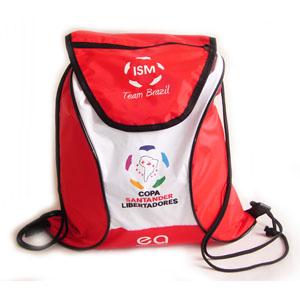 Bag & Pack's - Mochila vermelha