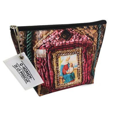 Bag & Pack's - Necessaire em córdoba com zíper