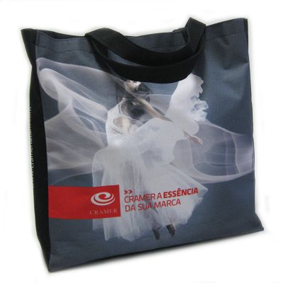 Bag & Pack's - Sacola em poliéster personalizada.