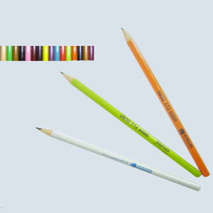 Need Promocional - Lápis personalizado em diversas cores.