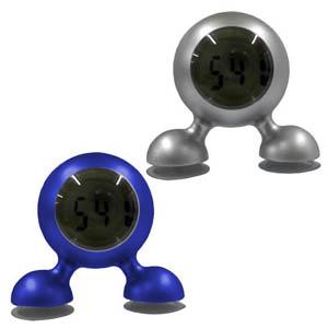 Need Promocional - Relógio digital personalizado com o formato de olho. Não perca tempo garanta já o seu!