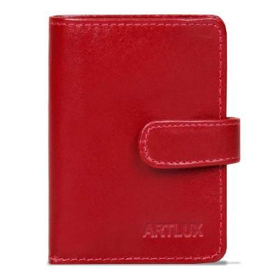 Artlux Brindes de  Couro - Porta cartão