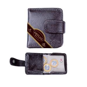 Artlux Brindes de  Couro - Porta moeda personalizado.