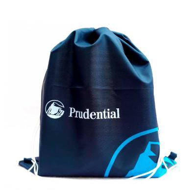 imagine-pack-brindes - Mochila em nylon resinado. Medida: 35 X 40 cm. Ótimo para divulgar seu produto com estilo!