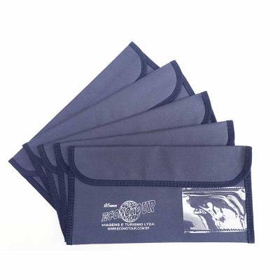 Imagine Pack Brindes - Bolsa porta documentos de viagem
