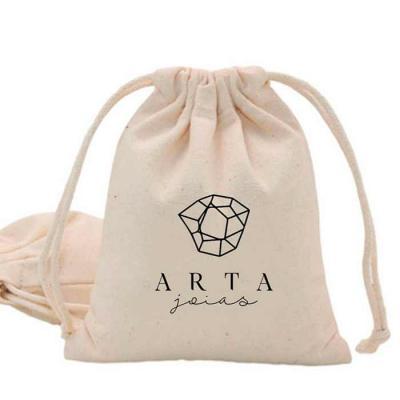 Imagine Pack Brindes - Saco em algodão ecológico