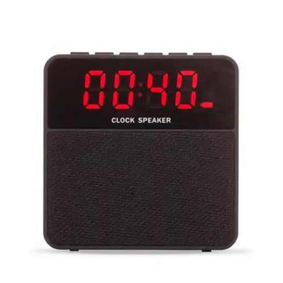 Imagine Pack Brindes - Caixa de som bluetooth, multifunções com relógio digital