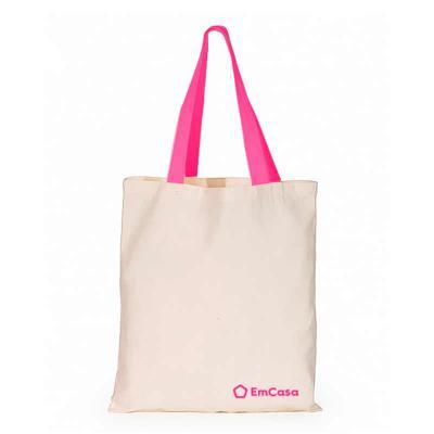 Imagine Pack Brindes - Sacola em algodão - Ecobag