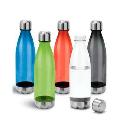 Imagine Pack Brindes - Squeeze. AS e aço inox. Capacidade até 700 ml. Food grade.