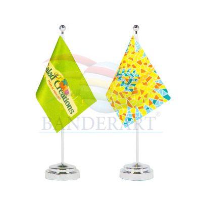 Banderart - Bandeiras de mesa.