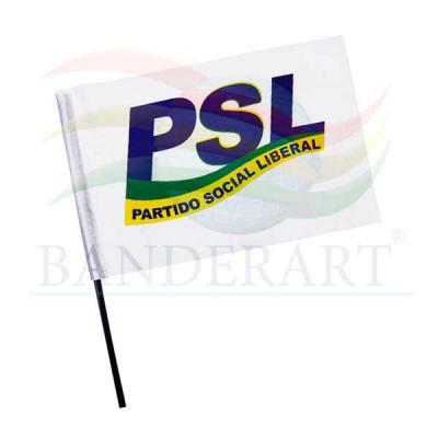 Banderart - Bandeira para campanha política