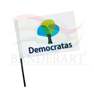 Banderart - Bandeira político