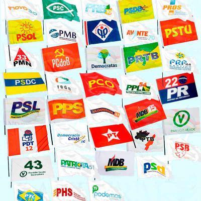 Banderart - Bandeira político torcedor