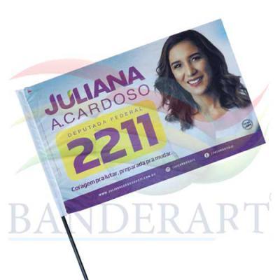 Banderart - Bandeira Torcedor Político