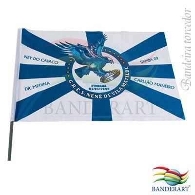 Banderart - Bandeira de tecido para carro