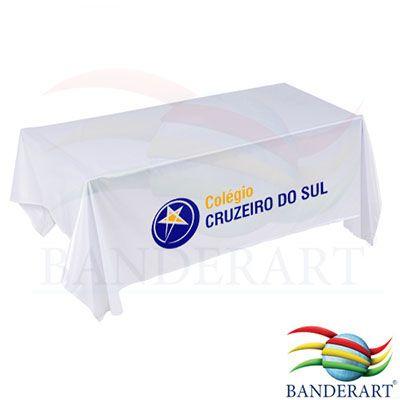 Banderart - Toalha de mesa confeccionada no tecido duralon® 100% poliéster. Estampa digital em alta resolução