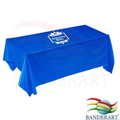 Banderart - Toalha de mesa promocional, confeccionada no tecido duralon® 100% poliéster, estampa digital em alta resolução