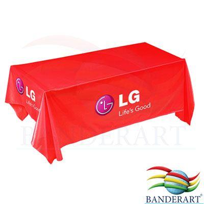 Banderart - Toalhas de mesa confeccionadas em tecido Duralon® 100% poliéster, estampa digital alta resolução