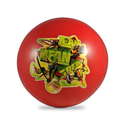 Still Promotion - Bola plástica em vinil, tamanho aproximado: 20 cm