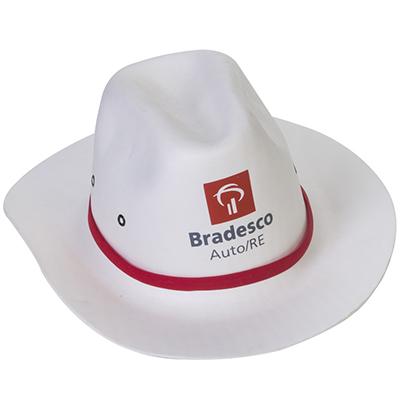 Still Promotion - Chapéu modelo cowboy em EVA, Tamanho: 35cm x 30cm x 14,5cm