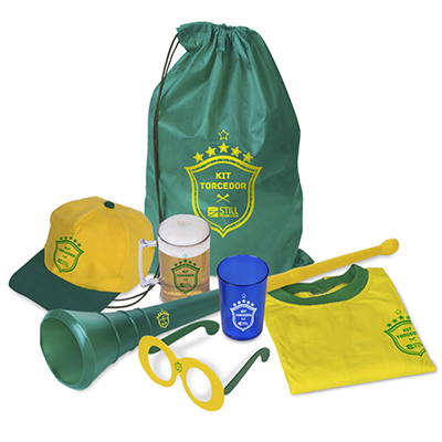 Still Promotion - Kit torcedor personalizado.