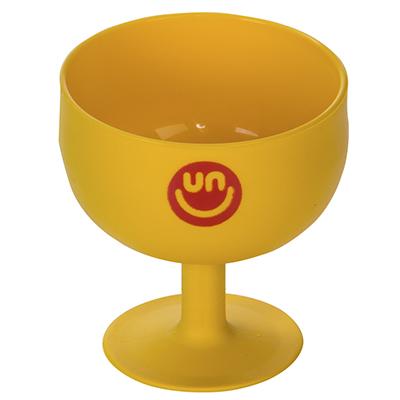 Still Promotion - Taça para Sobremesa, Material: PP, Tamanho: Altura - 10cm, Diâmetro - 9,5cm