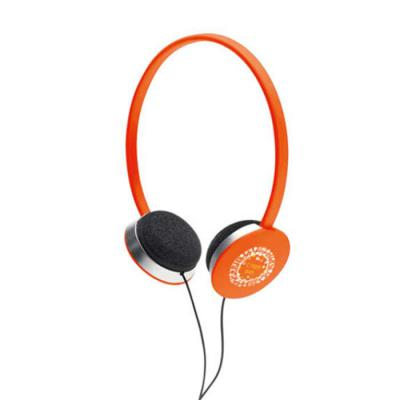 Lamarca Brindes - Fone de ouvido. ABS. Ajustável. Cabo de 1,20 m com ligação stereo de 3,5 mm. 150 x 165 mm, 01 cor de gravação.