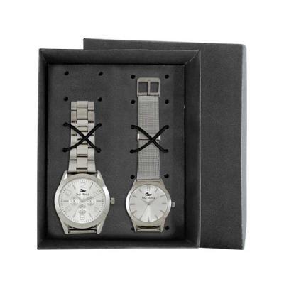 ae49d2dd5 Lamarca Brindes - Kit contém  Relógio de pulso RXL