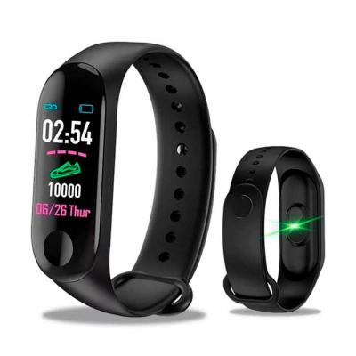 Lamarca Brindes - SmartWatch M3 - relógio de pulso multifunções