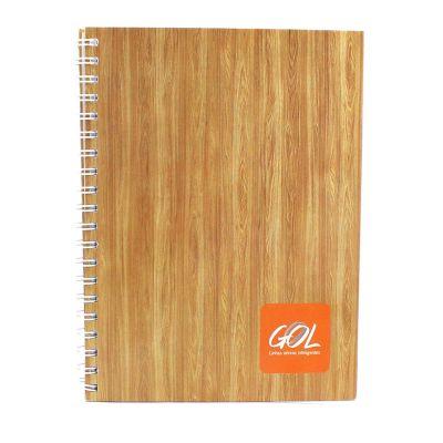 Lamarca Brindes - Caderno universitário