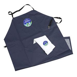 Opção Promocional - Avental personalizado com bolso frontal