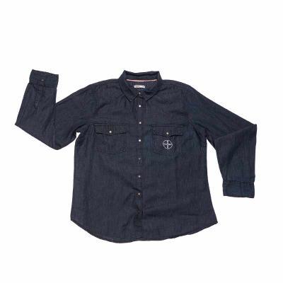 Opção Promocional - Camisa Jeans